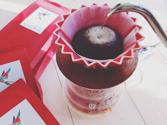 ハンドドリップコーヒー100g ¥1,000~