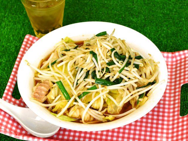 もっちゃん麺(並) ¥500(税込)