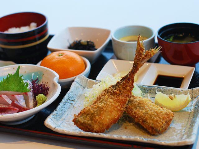 瀬戸のお魚フライ定食